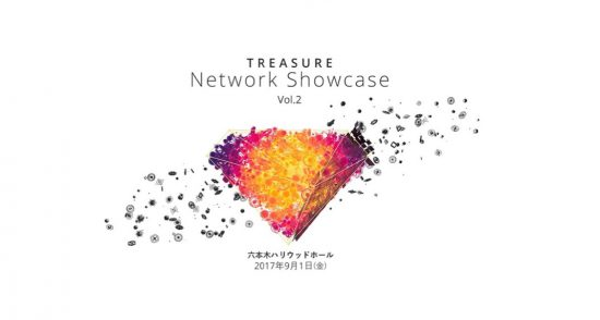 TREASURE Network Showcase vol.2